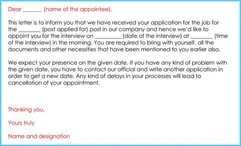 Insurance Broker S Letter Of Appointment 91 appointment cancellation letter format sle