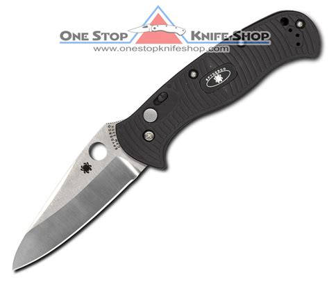 spyderco auto spyderco citadel automatic knife images