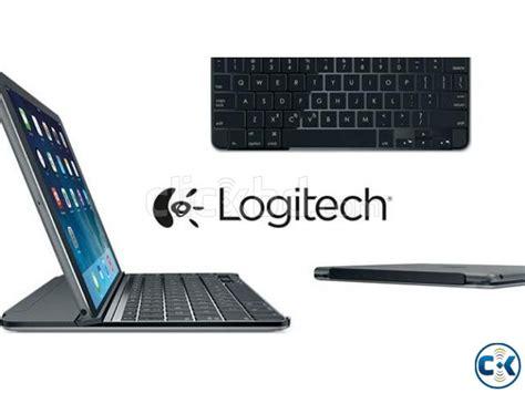 Keyboard Logitech Untuk Air logitech ultrathin keyboard cover box for air clickbd