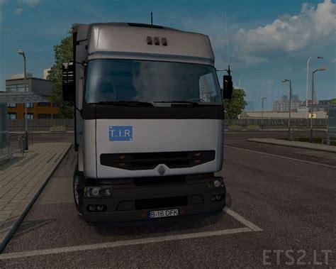 renault premium 2013 renault premium romanian edition euro truck simulator 2