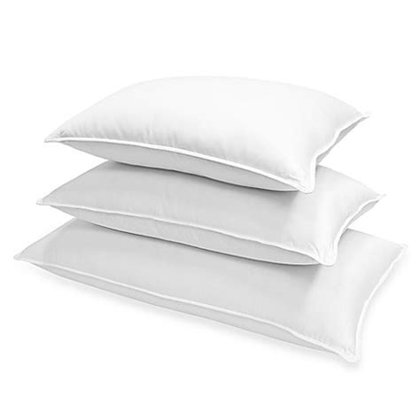 bed bath and beyond down pillows 1000 thread count down pillow bed bath beyond