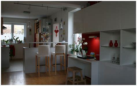 quadratische küchen kanister beleuchtungsideen