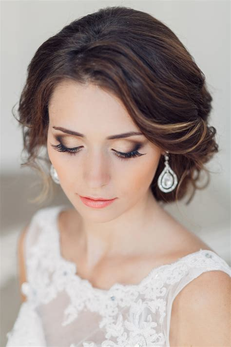 Wedding Hairstyles And Makeup by 31 Gorgeous Wedding Makeup Hairstyle Ideas For Every