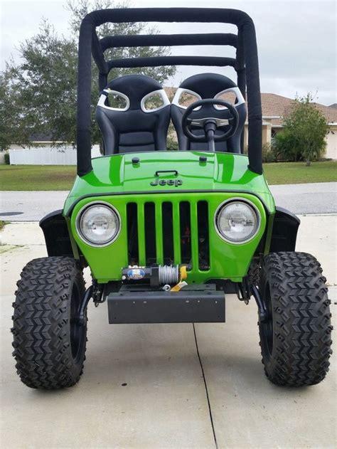Jeep Golf Cart 25 Best Ideas About Golf Carts On Golf Cart