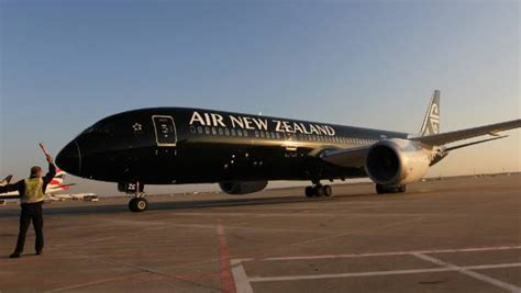 air new zealand s new livery shows cultural roots are image gallery new zealand airlines