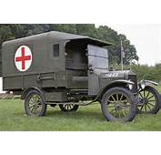 How World War One Changed The Car You Drive Today  I