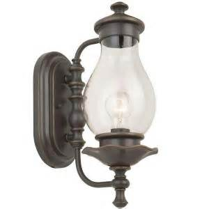 Home decorators collection culverden 1 light oil rubbed bronze outdoor