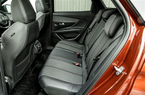peugeot 3008 interior seat peugeot 3008 interior autocar