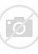 Model Girls in Mini Dresses