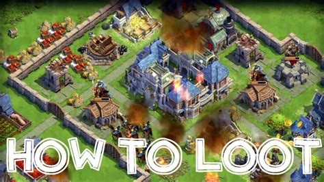game of war building layout dominations android ios game best loot raid attack army