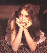 Young Brooke Shields Pretty
