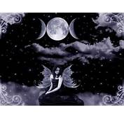 Moon Fairy Wallpapers And Backgrounds 1 Of 4