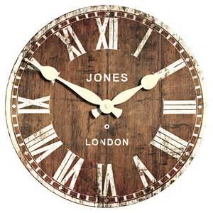 clock made of clocks retro wall clock the treasure hunter well designed