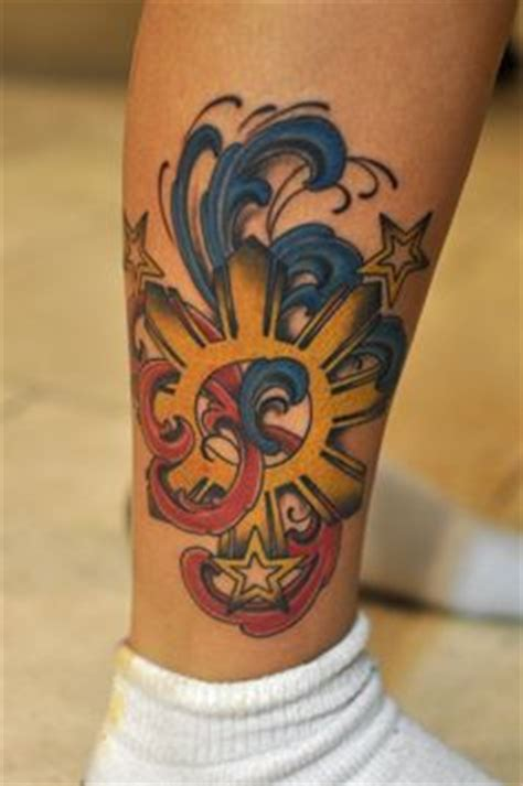 philippine flag tattoo design us army designs home tattoos