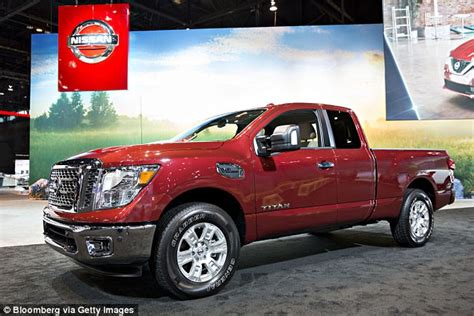 Nissan Titan Parts Canada Nissan Recalling 52 016 Titan In Us And Canada