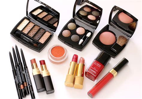 Makeup Chanel chanel fall 2015 collection les automnales look