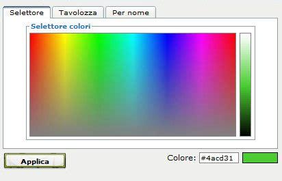 come trovare il codice di una colorzilla come trovare il codice di un colore infomail