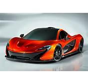 McLaren P1 Design Study  Diseno Art