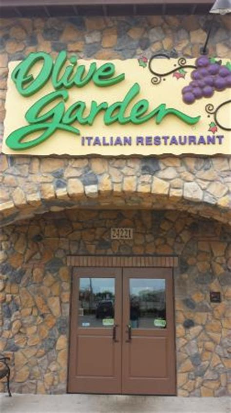 Olive Garden Houston Locations by Storefront Picture Of Olive Garden Houston Tripadvisor