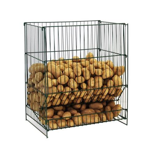 Réserve à pommes de terre