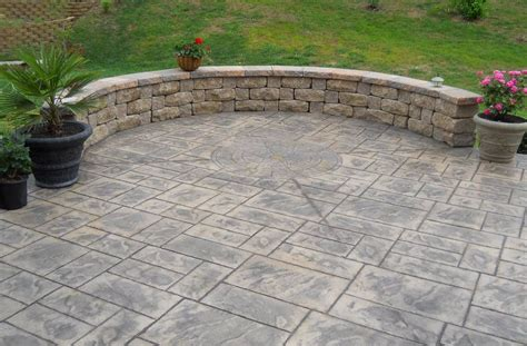 concrete patio estimate concrete driveway patio of virginia contractors