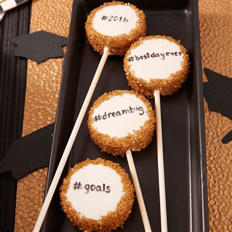 graduation cookie pops wilton