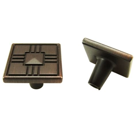 Craftsman Knobs And Pulls by Fk 82929 10b Craftsman Knob Brushed Bronze 430a