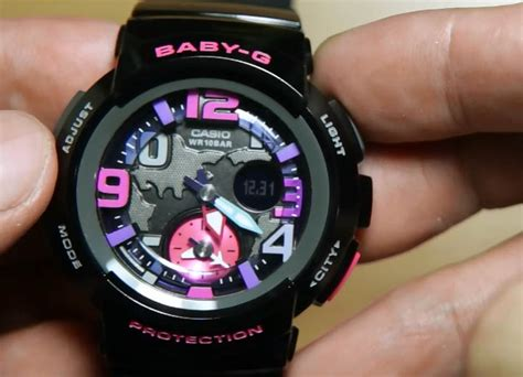 Casio Bga 190 1b casio baby g bga 190 1b indowatch co id