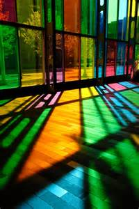 Photos of Colored Glass Windows