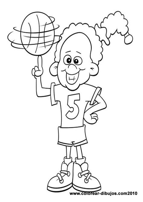 imagenes niños haciendo deporte para colorear dibujos de deportes para colorear dibujos de ni 241 a