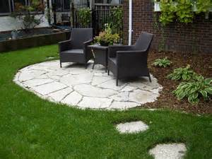 Small stone patio home exterior design ideas