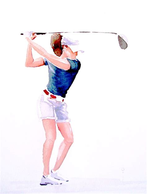 lady on swing painting 25 best ideas about golf painting on pinterest golf art