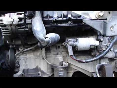 how to fix starter motor connection error toyota corolla