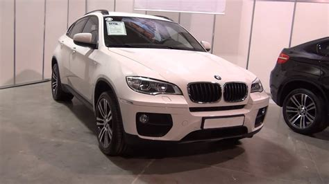 interior bmw x6 bmw x6 xdrive 30d 2013 exterior and interior youtube