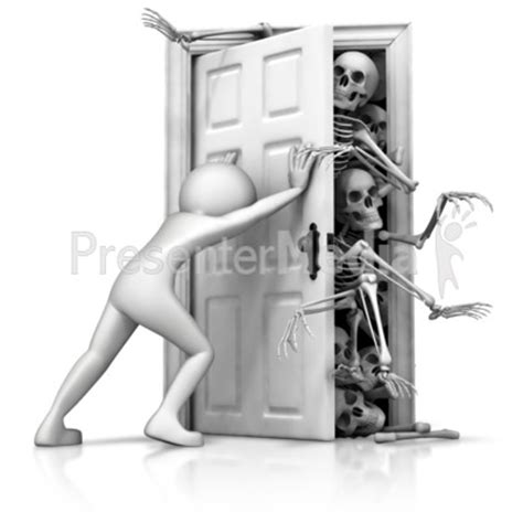skeletons in your closet seasonal events great