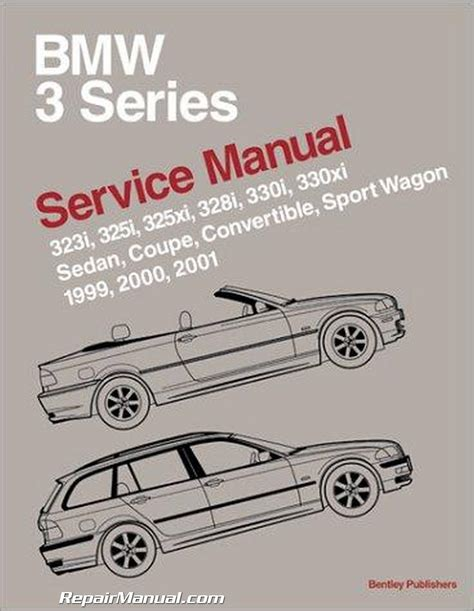 bmw 3 series e46 service repair manual download