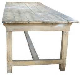 Oak Pedestal Table And Chairs French Farm Table Farmhouse Dining Tables By Ecofirstart
