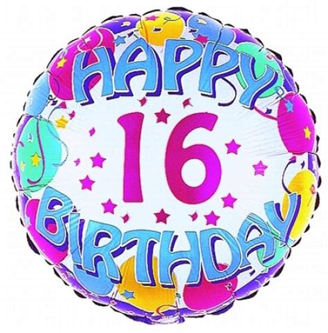 Happy Sixteenth Birthday Wishes 16th Birthday Wishes Messages For 16 Year Olds Happy