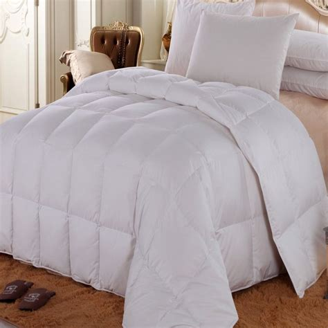 seasons comforter royal hotel solid goose down comforter four season fill
