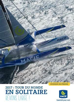 trimaran around the world solo round the world the macif trimaran is on standby