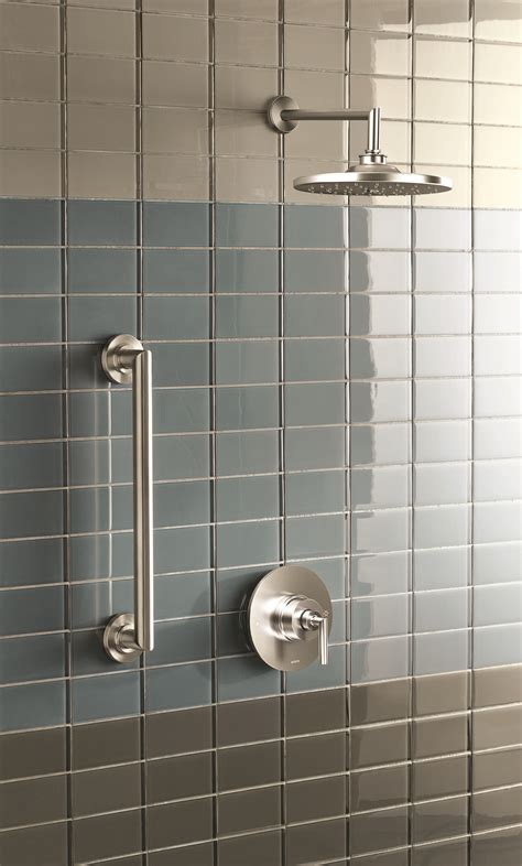 safety meets style with three new moderndesigned moen