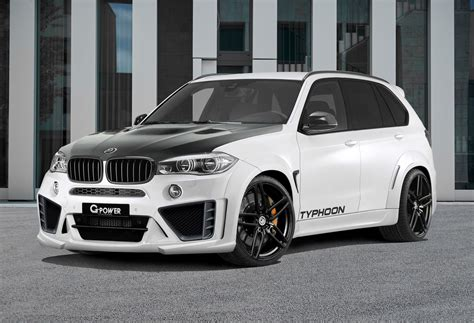 Bmw X5m Official 2016 G Power Bmw X5 M Typhoon With 750hp Gtspirit