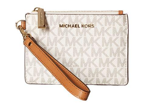 Michael Kors Mercer Small 2 michael michael kors mercer small coin purse at zappos