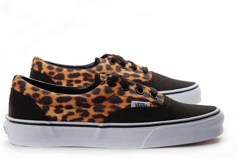 Sepatu Vans Motif Leopard Mode For