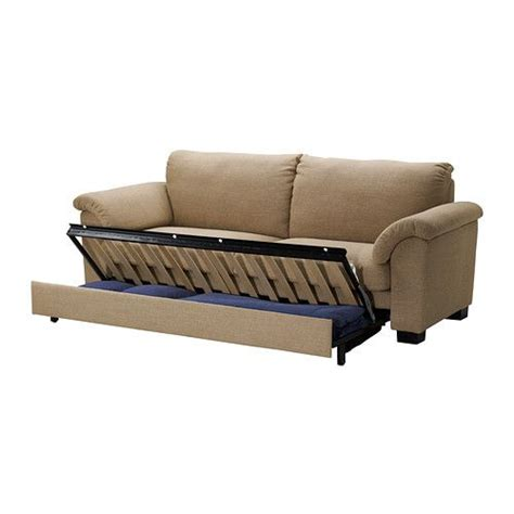 fold out sofa bed tidafors sofa bed ikea easy to fold out to a comfortable