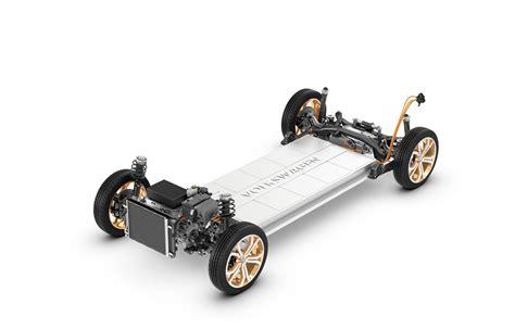 Tesla Platform Volkswagen Budd E And Tesla Model S Architecture Comparison