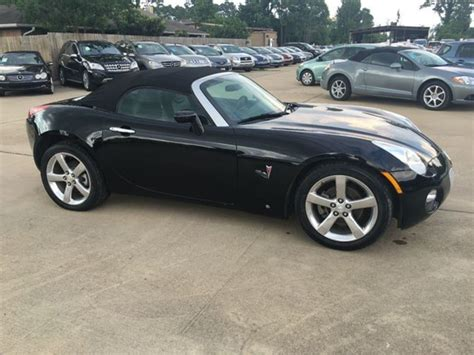 2006 Pontiac Solstice Recalls by 2006 Used Pontiac Solstice 2dr Convertible At Car Guys