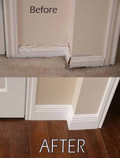 Floor Molding Ideas 25 Best Ideas About Baseboards On Baseboard Ideas Baseboard Molding And Baseboard Trim