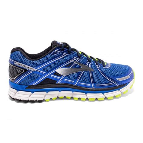 structured running shoes adrenaline gts 17 2e width wide mens blue at
