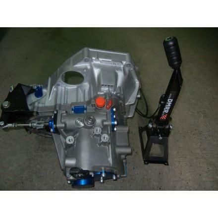 honda civic/integra b16 5 speed sequential gearbox dmrr